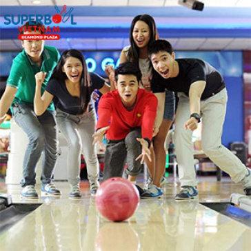 Superbowl Diamond Plaza - Giải Trí Bowling Đẳng Cấp Chỉ Có Tại Hotdeal