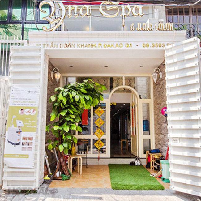Yna Spa & Hair Salon - Điều Trị Sạch Mụn Tận Gốc, Không Đau,...
