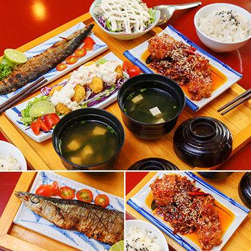 Shinsen Sushi - Cơm Bento Nhật 6 Món Dành Cho 2 Người