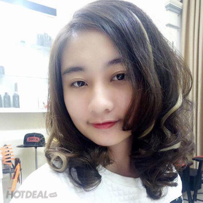 Trọn Gói Làm Tóc Đẹp Đẳng Cấp Tại Hair Salon Học Milan + Tặng...