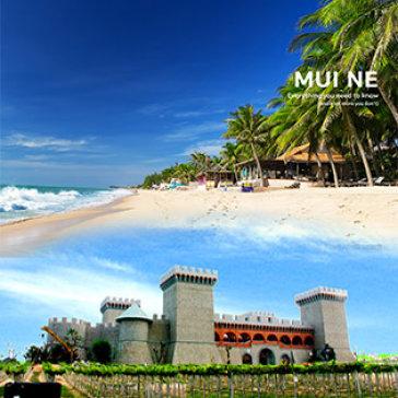 Tour Phan Thiết 2N1Đ Nghỉ Resort 4* - Khám Phá Hải Đăng Kê Gà – Lâu Đài Rượu Vang