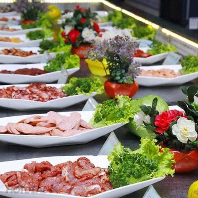 Buffet Lẩu Nướng Không Giới Hạn Tại Nhà Hàng F3 BBQ