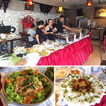 Nhà Hàng Nhật Minh - Buffet Chay Trên 35 Món Buổi Tối - Không Phụ Thu Ngày Rằm