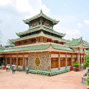 Tour Hành Hương Đầu Năm Châu Đốc 1N1Đ – Núi Cấm – Chợ Tịnh Biên – Khởi Hành Thứ 7 Hàng Tuần