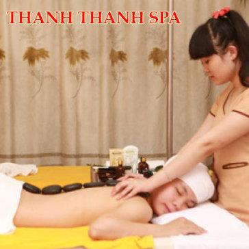 (120') Massage Body Nhật + Thái + Foot (70') + Ngâm Chân Thuốc Bắc + Đắp Paraffin (50') - Thanh Thanh Spa