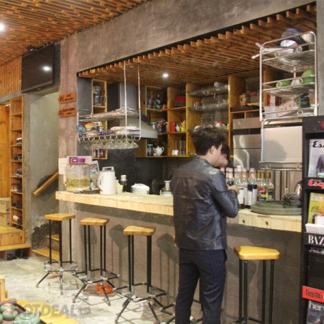 Cá Massage Giá Sốc 39K Tại Koi Spa & Coffee