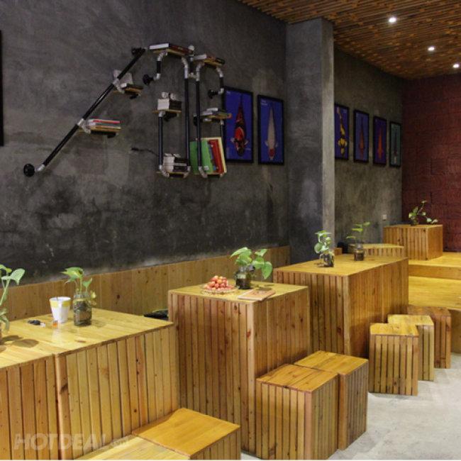 Xông Hơi Nano Giá Sốc 49K Tại koi Spa & Coffee