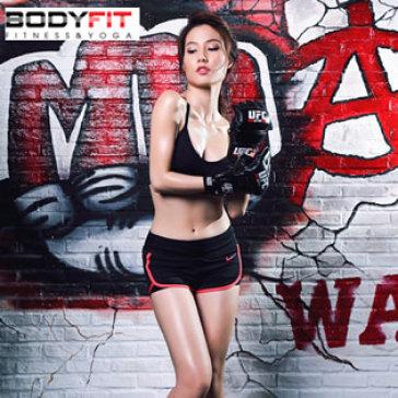 Bodyfit - Thẻ Tập Gym, Kick - Boxing, TRX, Yoga Ấn Độ 4 Tuần (Không Giới Hạn Số Buổi Tập)