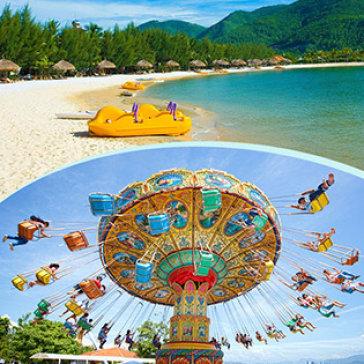 Tour Nha Trang 3N3Đ – KDL Bãi Dài – Đảo Con Sẻ Tre – Khám Phá Vinpearl Land