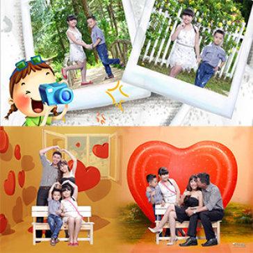 Mai Điền Studio & Bridal - Chụp Hình Trọn Gói + 01 Album 15x15cm Bìa Da (20 Trang, Tính Luôn Bìa)