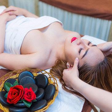 Mindy Beauty Spa - (100 Phút) - Massage Body + Massage Foot + Đắp Mặt Nạ Collagen