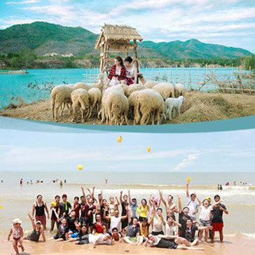 Tour Du Lịch Cuối Tuần 1 Ngày: Hồ Cốc - KDL Bình Châu – Nông Trại Cừu – Tặng Set Ăn Hải Sản
