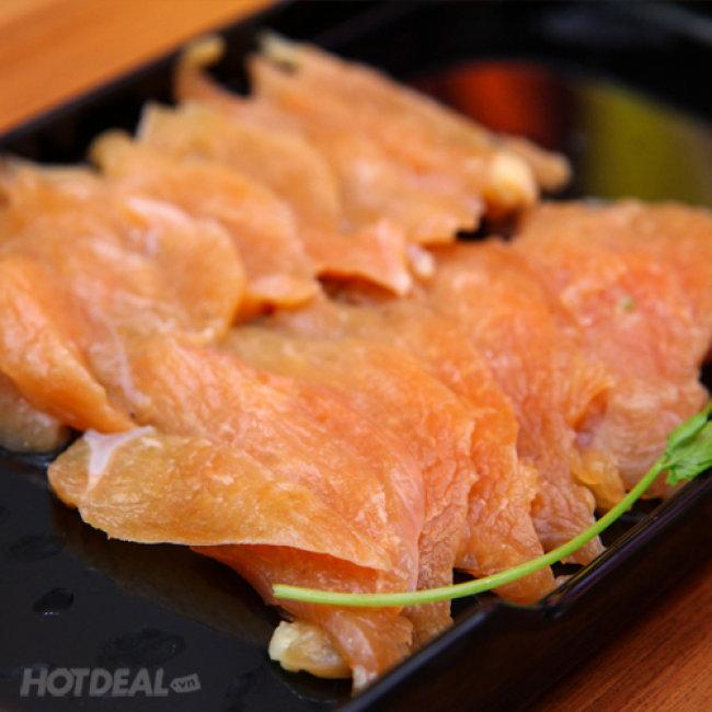 Buffet Trưa - Lẩu Hồng Kông - Không Giới Hạn - Nhà Hàng Lan Kwai...