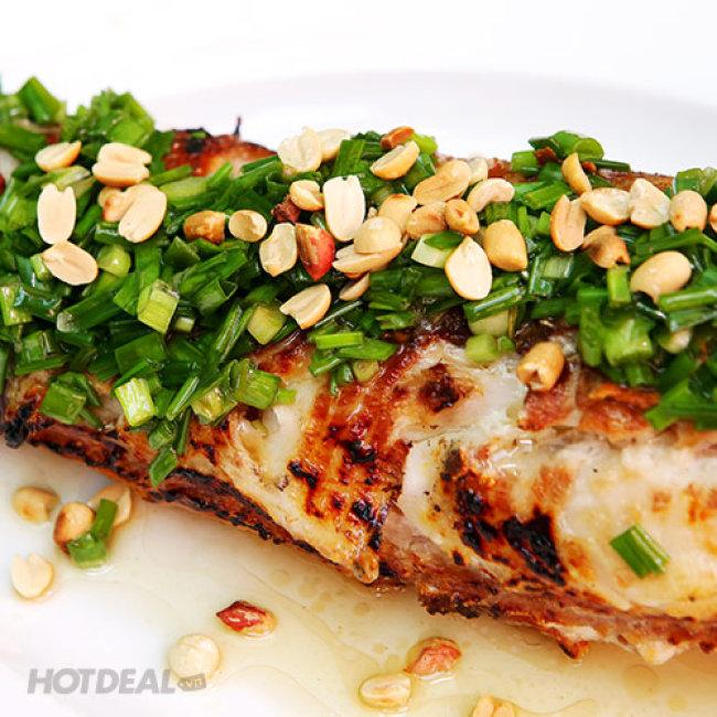 Mekong Special - Combo Món Cá Lóc Phun Lửa + 1 Đĩa Trái Cây Dành Cho 2...
