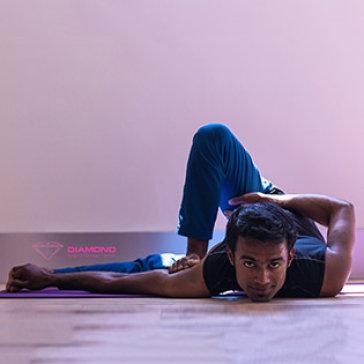 Diamond Yoga & Fitness Center - Gói Tập Yoga 10 Ngày Giảm Cân & Thải Độc Cùng HLV Ấn Độ