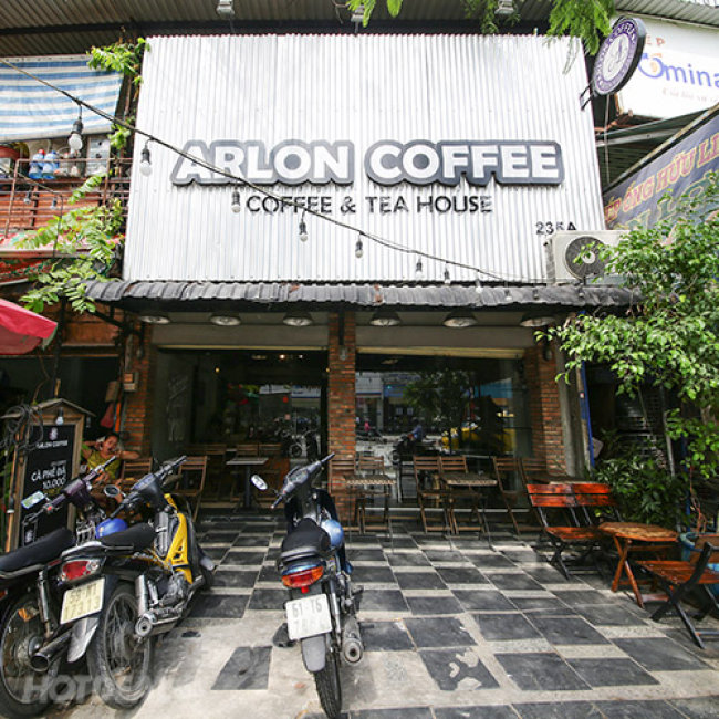 Giảm Giá Sốc Toàn Menu Tại Arlon Coffee - Chi Nhánh Lý Thường...
