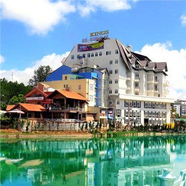 Kings Hotel Đà Lạt 4* - 3N2Đ + BBQ Buffet - Cho 02 Người