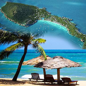 Tour Hà Tiên Phú Quốc 3N3Đ – Khám Phá Đảo Ngọc – Vinpearland – Đi Về Bằng Xe Giường Nằm - Không Phụ Thu Lễ