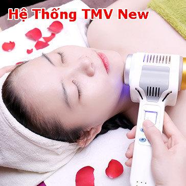 Hệ Thống TMV New - Trọn Gói Chăm Sóc Da + Hút Chì Thải Độc Tố/...