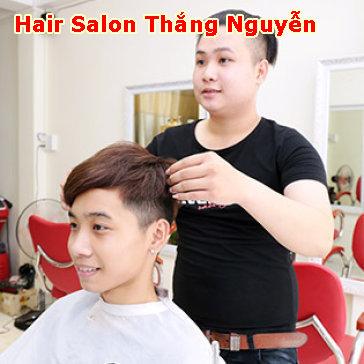 Hair Salon Thắng Nguyễn - Làm Đẹp Tóc Với 10 Gói Làm Tóc Trọn Gói + Hấp Dầu