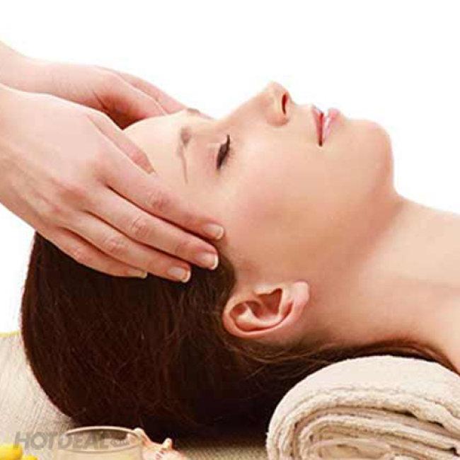 Foot Massage + Massage Đá Nóng Free Xông Sục Không Giới Hạn Thời...