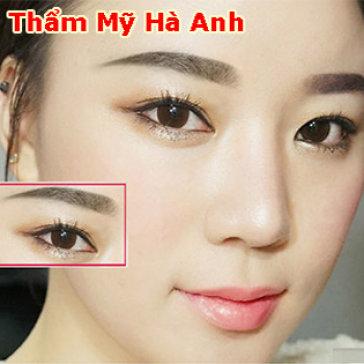 Thêu/ Phun Lụa/ Phun Tán Bột Chân Mày/ Mí Mắt Công Nghệ 3D - Bảo...