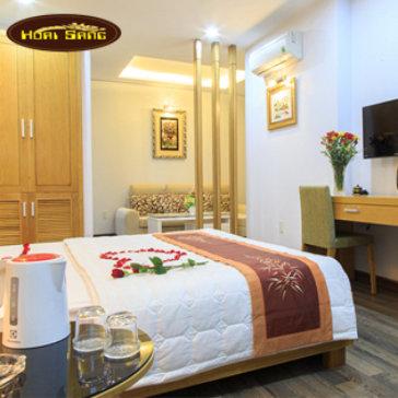 Hoài Sang Hotel 3* Đà Nẵng 2N1Đ - Miễn Phí Xông Trầm Hương - Dành Cho 02 Người