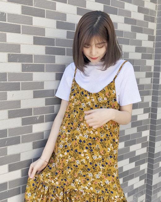Set Yếm Hoa + Áo Siêu Hot