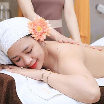 Hệ Thống Nhất Dáng Nhì Da - Massage Body Bằng Tinh Dầu Thiên Nhiên/ Tan Mỡ, Giảm Béo Siêu Tốc Vùng Bụng