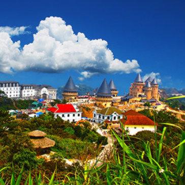 Tour Đà Nẵng - Bà Nà Hills 1 Ngày, Khởi Hành Hàng Ngày - Cho 1 Người