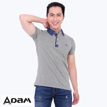 Áo Thun Nam Cổ Peter - TH Adam