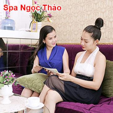 Spa Ngọc Thảo - 1 Trong 4 Dịch Vụ Massage Body, Facial, Hấp Trắng Mặt, Tắm Dưỡng Body