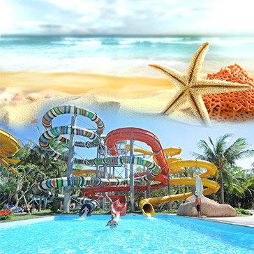 Tour Nha Trang 3N3Đ KDL Bãi Dài – Tham Quan 4 Đảo – Vinpearl Land