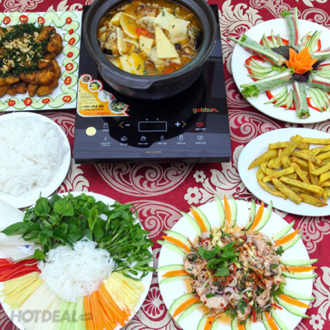 Thưởng Thức 2kg Cá Lăng Thơm Ngon Dành Cho 4-6 Người Tại Nhà...