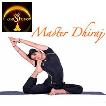 Omkara Yoga - 1 Tháng Tập Yoga Cùng Giáo Viên Ấn Độ Không Giới Hạn Số Lần Tập