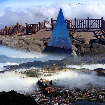Tour Sapa - Chinh Phục Nóc Nhà Đông Dưỡng: Hà Nội - Sapa - Fansipan - Cát Cát - Hàm Rồng 3Đ2N, Ngủ Khách Sạn 3* - Cho 01 Người