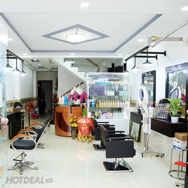 Hair & Spa Thiên Thy - Hấp Trắng Toàn Thân Cao Cấp Bằng Thảo...