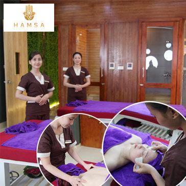 Massage Trị Liệu - KH Được Chọn 1 Trong 8 DV Chăm Sóc Thận/Vay...