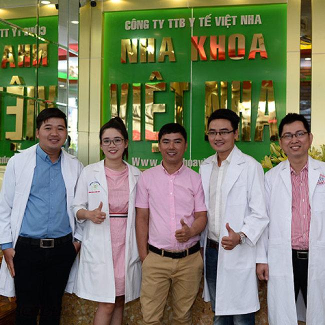 Cạo Vôi, Đánh Bóng/ Trám Răng Tại Nha Khoa Việt Nha – CN Quận 7