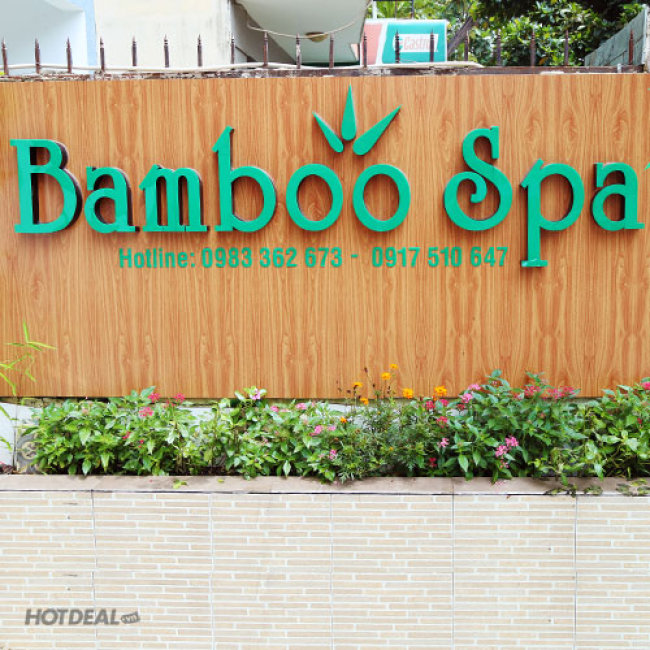 Bamboo Spa - 01 Trong 03 Gói Dịch Vụ Massage Body - Tặng Ngâm Chân...