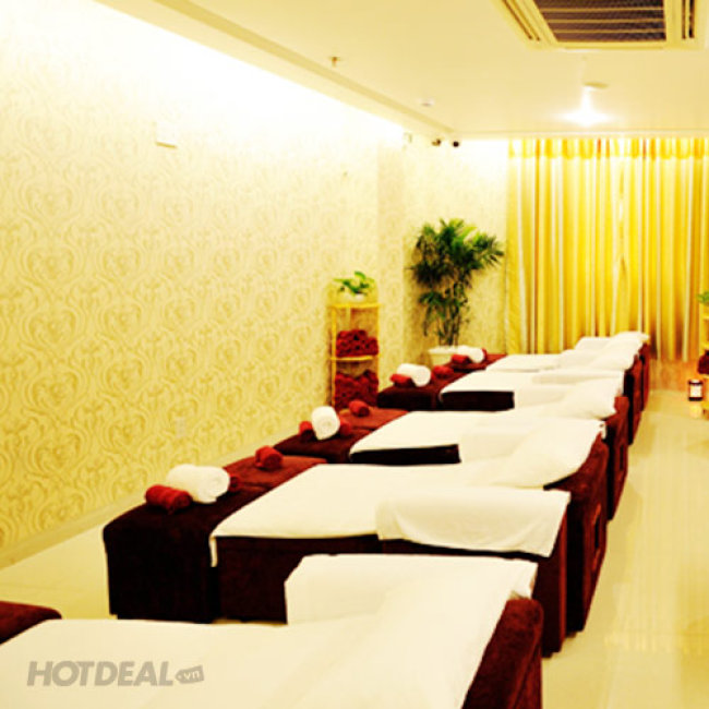 Steambath + Sauna + Jacuzzi + Massage Body + Massage Foot Dành Cho Nam – KS...