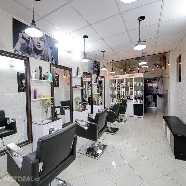 Hair Salon Lâm - Bàn Tay Vàng 2016 - Trọn Gói Làm Tóc Cao Cấp Bằng...