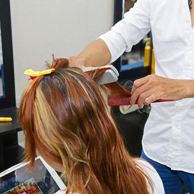 Hair Salon Nhã Thư - Trọn Gói Làm Tóc Cao Cấp Bằng L'Oreal, Nouvelle,...