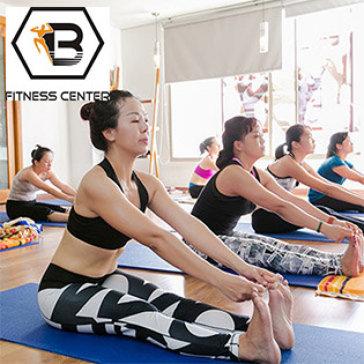 B Fitness & Yoga Center - 6 Tuần Tập Yoga Không Giới Hạn Thời Gian
