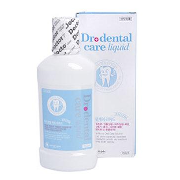 Nước Súc Miệng Bảo Vệ Răng Miệng Dr Dental Hàn Quốc 250ML