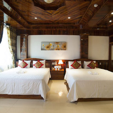 San San Hotel 3* Đà Nẵng 2N1Đ - Ăn Sáng + Miễn Phí Thuê Xe Máy 1 Ngày - Sát Biển Mỹ Khê - Không Phụ Thu Cuối Tuần