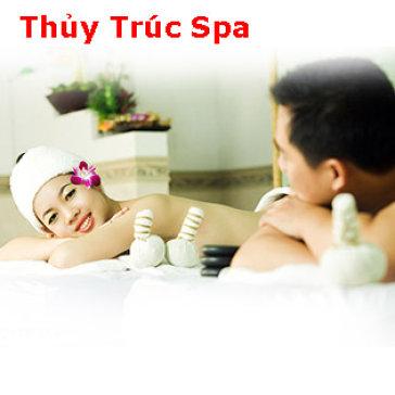 Thủy Trúc Spa - 90 Phút Massage Body + Massage Foot + Tẩy, Tắm Dưỡng, Đắp Mặt Nạ Collagen