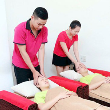 Massage Body Tinh Dầu + Đá Nóng + Foot + Ngâm Chân + Đắp Mặt Nạ Collagen