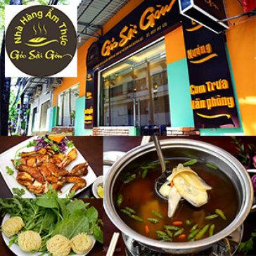 Lẩu Gà Tiềm Ớt Hiểm Dành Cho 2 Người Tại Nhà Hàng Góc Sài Gòn
