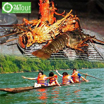 Tour Bình Ba - Hòn Cò Cà Ná - Chùa Cổ Thạch 3N3Đ - Nghỉ Resort 4*